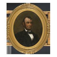 Image: Portrait of Abraham Lincoln