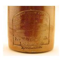 Image: Lincoln-Herndon ink jar