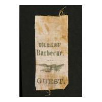 Image: Soldiers' Barbecue ribbon