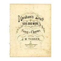 Image: Abraham's Draft 600,000 More