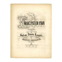 Image: Emancipation Hymn
