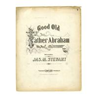 Image: Good Old Father Abraham