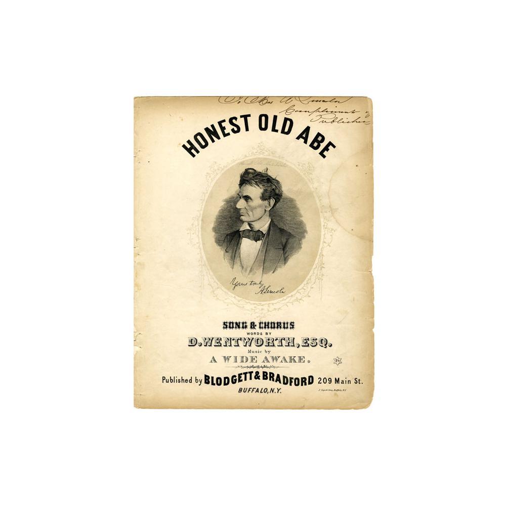 Image: Honest Old Abe