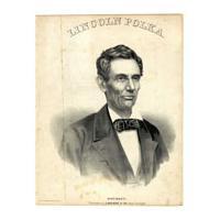 Image: Lincoln Polka (Lincoln Quickstep)