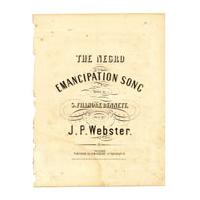 Image: The Negro Emancipation Song