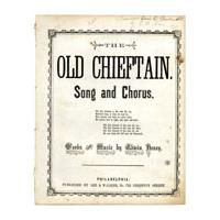Image: The Old Chieftain