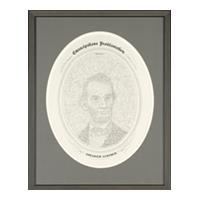 Image: Emancipation Proclamation, Abraham Lincoln