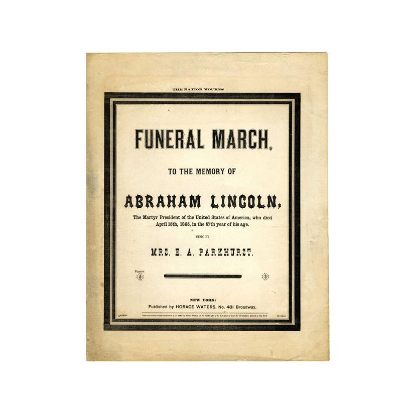 Image: Funeral March