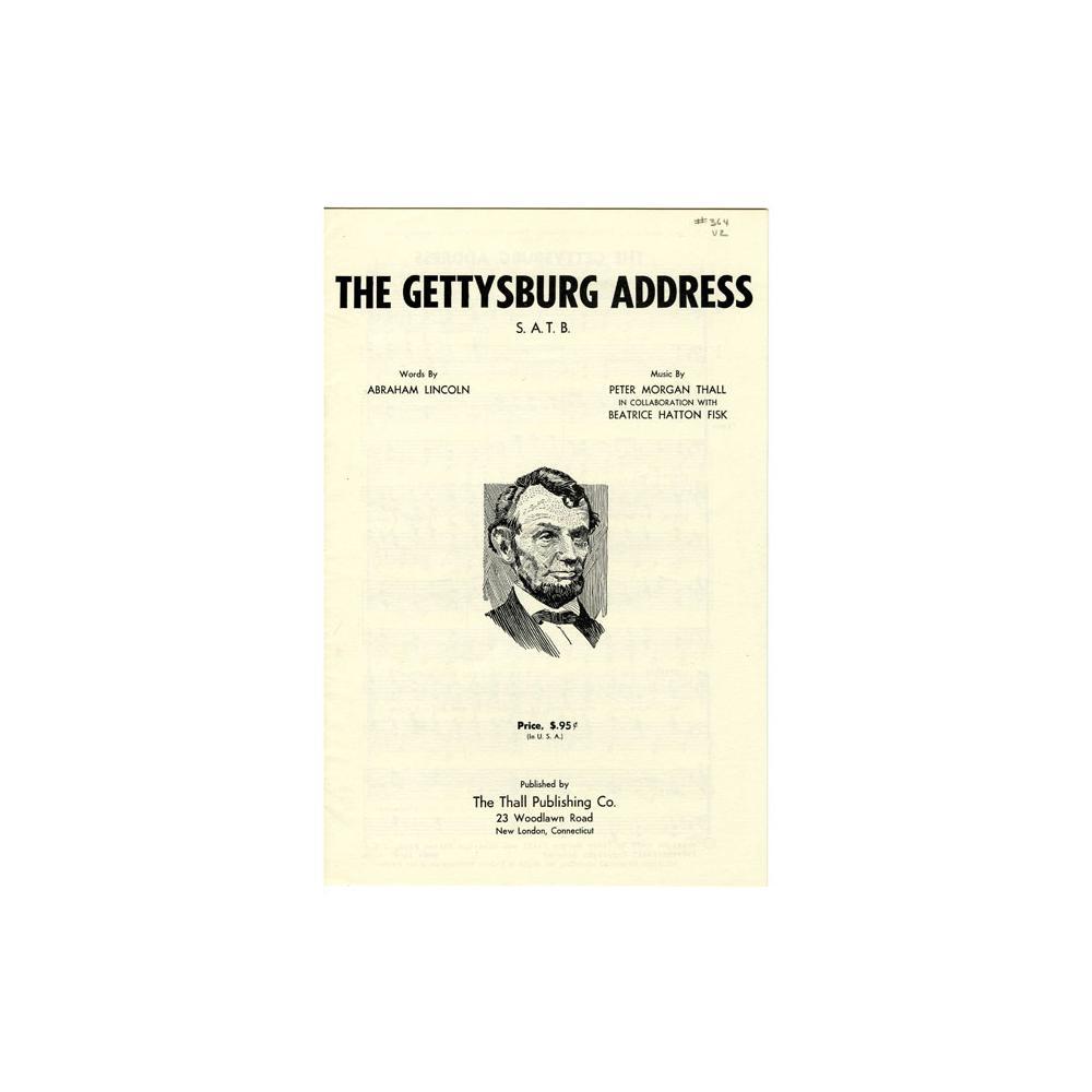 Image: The Gettysburg Address
