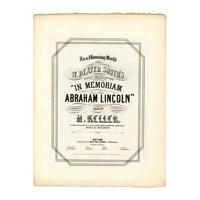 Image: In Memoriam Abraham Lincoln