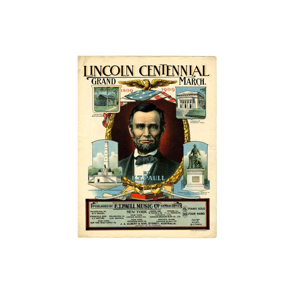 Image: Lincoln Centennial Grand March