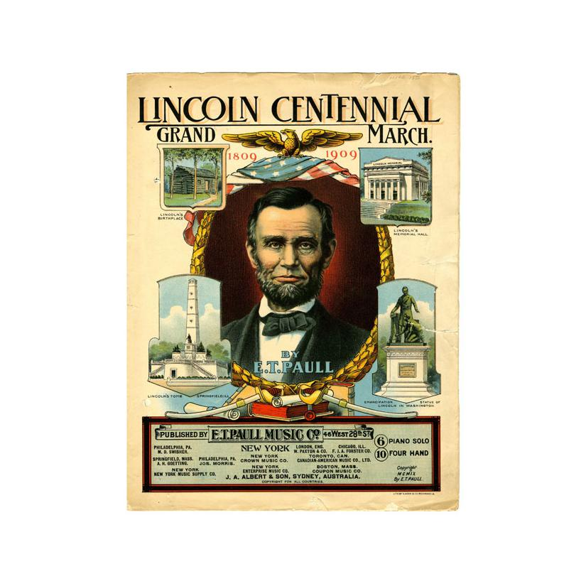Image: Lincoln Centennial Grand March