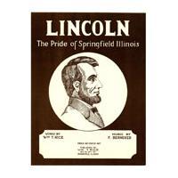 Image: Lincoln the Pride of Springfield Illinois