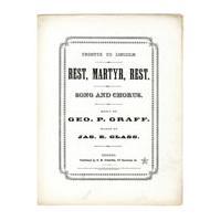 Image: Rest, Martyr, Rest
