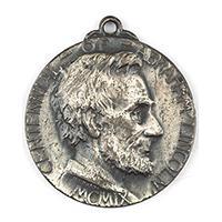 Image: Abraham Lincoln Centennial token