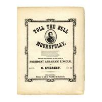 Image: Toll the Bell Mournfully