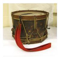 Image: Civil War drum