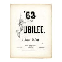 Image: Sixty-Three is the Jubilee