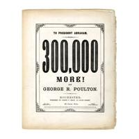 Image: Three Hundred Thousand More