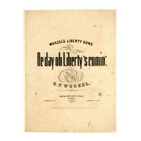 Image: De Day ob Liberty's Comin'