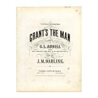Image: Grant's the Man