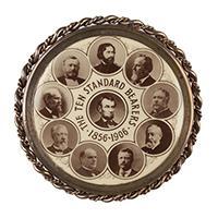 Image: Ten Standard Bearers pin
