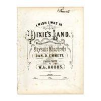 Image: Dixie's Land