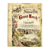 Image: Mississippi Valley Sanitary Fair Grand March