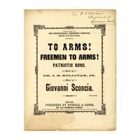 Image: Freemen, to Arms!