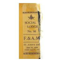 Image: Free & Accepted Masons ribbon