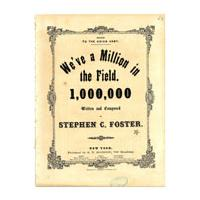 Image: We've A Million in the Field