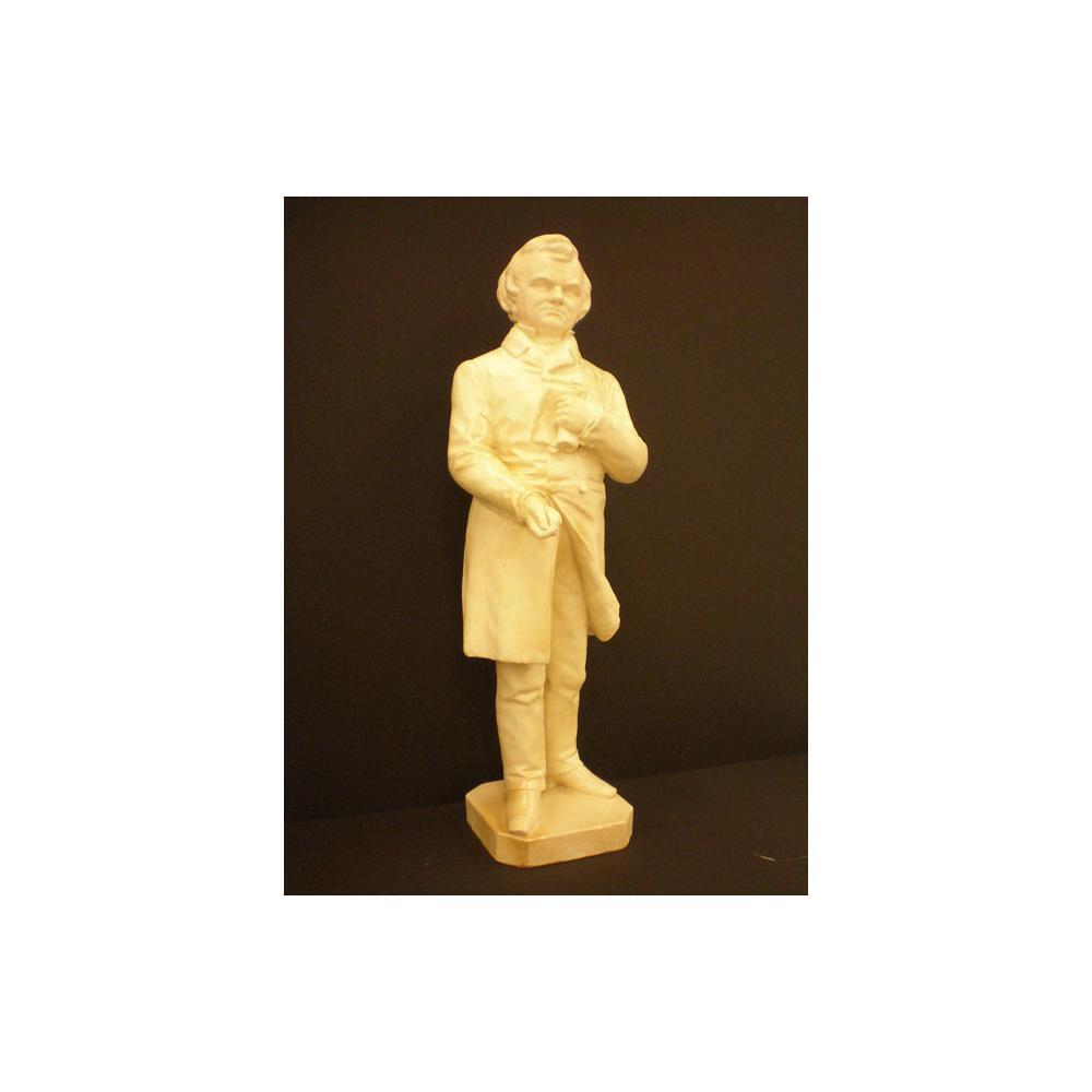 Image: Stephen A. Douglas statuette