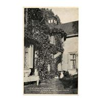 Image: Postcard Tudor Hall