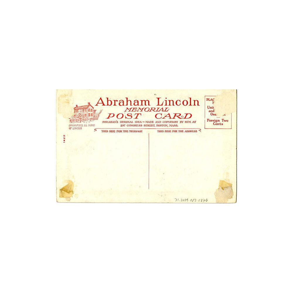 lincoln bixby letter