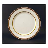 Image: Robert Todd Lincoln luncheon plate