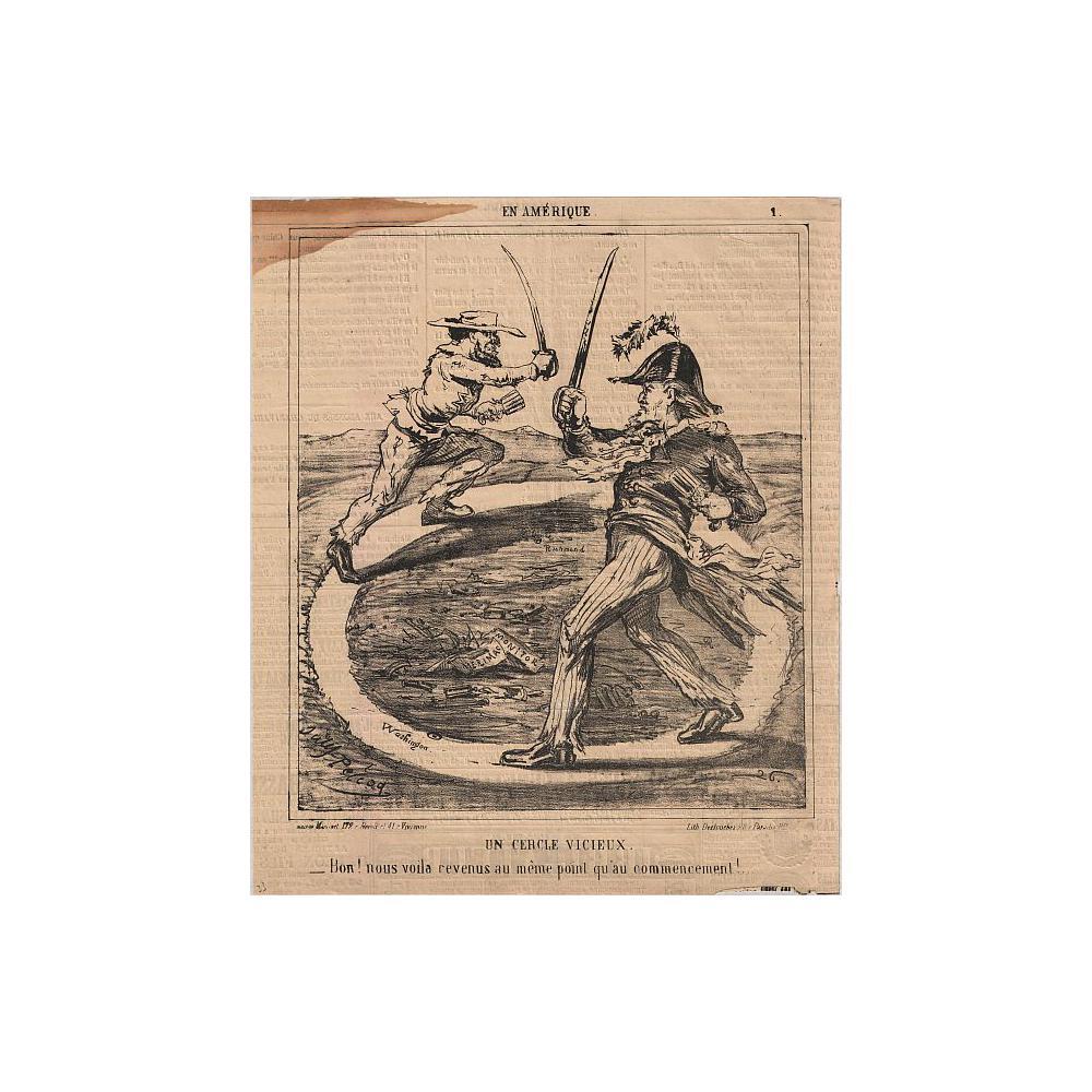 Image: Un Cercle Vicieux / A Vicious Circle