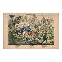 Image: The Battle of Bull's Run