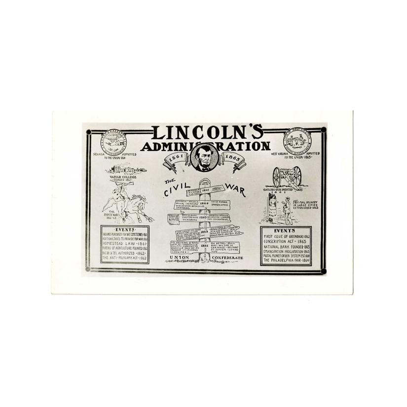 Image: Lincoln's Administration