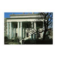 Image: White House of the Confederacy, Garden Portico