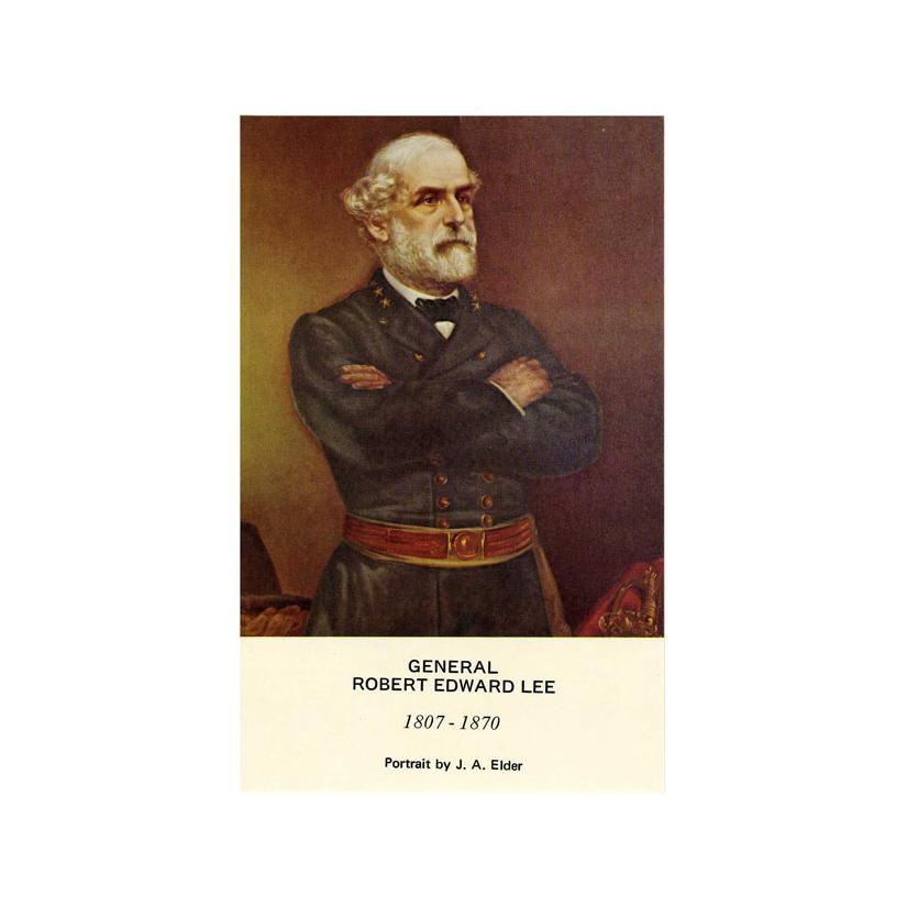 Image: General Robert Edward Lee, 1807-1870
