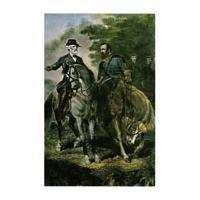 Image: Last Meeting of Lee and Jackson