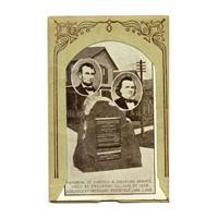 Image: Memorial of Lincoln & Douglas Debate Held at Freeport, Ill.