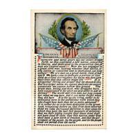 Image: Lincoln's Address Delivered at Gettysburg, Pa.,  Nov. 19, 1863