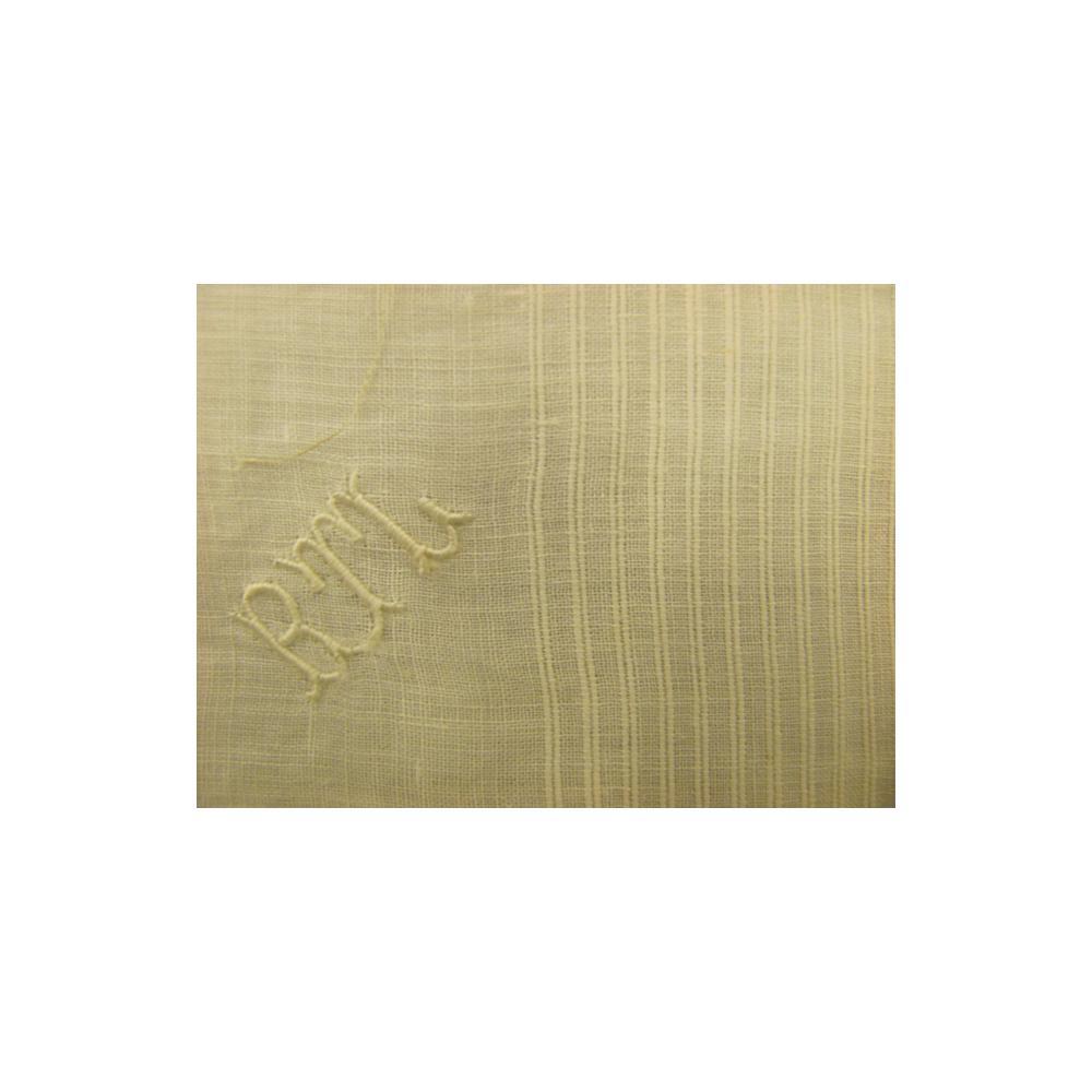 Image: Robert Todd Lincoln cotton handkerchief