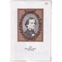 Image: The Jefferson Davis Portfolio