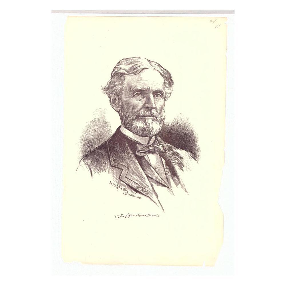 Image: Jefferson Davis
