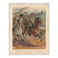 Image: Gen. J.E.B. Stuart's Raid around McClellan