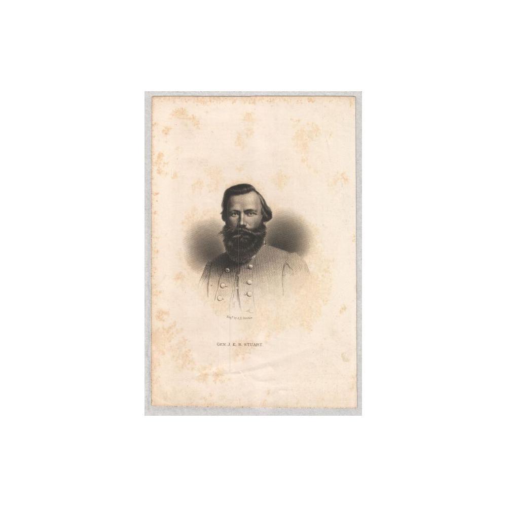 Image: Gen. J.E.B. Stuart