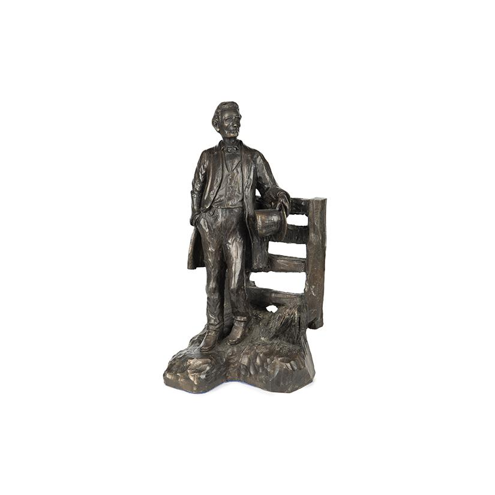 "Image: ""Prairie Lawyer"" Abraham Lincoln Figurine"