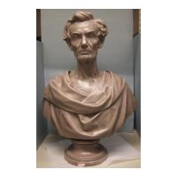 Image: Abraham Lincoln Draped Bust